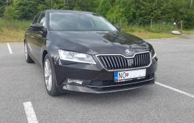 Test Škoda Superb 2,0 TDi (110 kW)