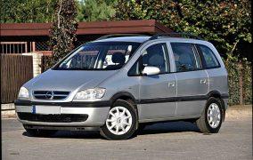Opel Zafira A (1999-2005) – recenzia, skúsenosti a spoľahlivosť