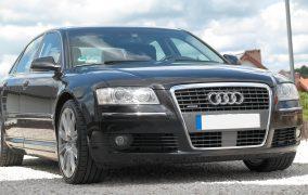 Audi A8 (D3/4E, 2002-2009) – recenzia, skúsenosti a spoľahlivosť