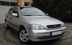 Opel Astra G (1998–2010) – recenzia, skúsenosti a spoľahlivosť