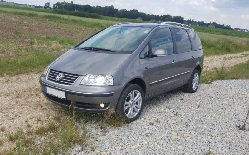 Volkswagen Sharan (1995-2010) – recenzia, skúsenosti a spoľahlivosť