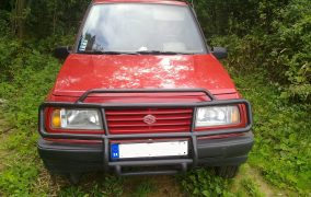 Suzuki Vitara 1 a 2 generácia (1988 – 2005) – recenzia, skúsenosti a spoľahlivosť