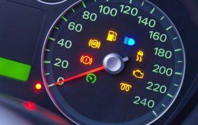 Kontrolky vozidla a ich význam