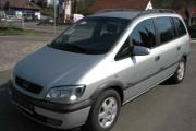 Opel Zafira 1.8, 85 kW