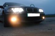 BMW 3 e46 330d, 135kw, M5, 4d. M-packet individual
