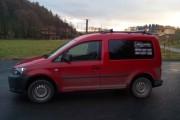 Volkswagen Caddy 1.6 TDI (55 kW) Combi